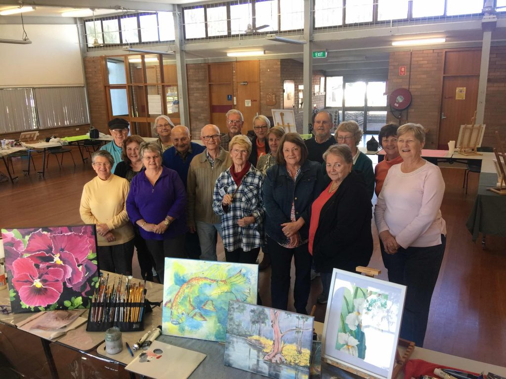 Art Group smaller